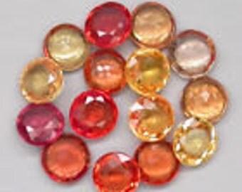Great Fancy color Sapphires #9526