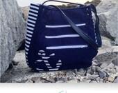 The Lantana Shoulder Bag - PDF Sewing Pattern