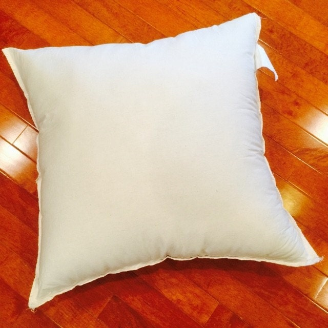 Down Throw Pillow Forms : Down Feather Throw Pillow Inserts: 14x14 16x16 18x18 20x20