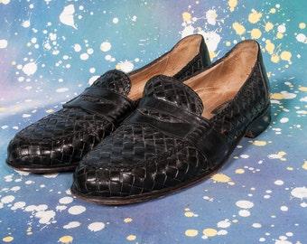 ZELLI Woven Loafer Men's Size 11 .5