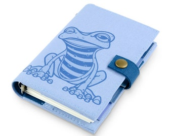 Tree Frog, monthly Planner, Organizer, Personal Planner, Personal organizer, student, 2017 calendar, weekly, daily planner, notebook, cute