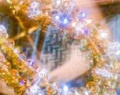 Swarvorski Crystals Double Bracelet