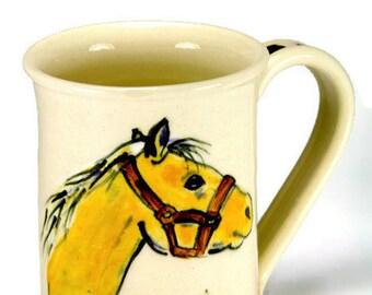 On sale Palomino pony cup