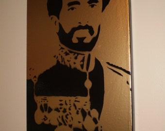 Haile Selassie I (gold)