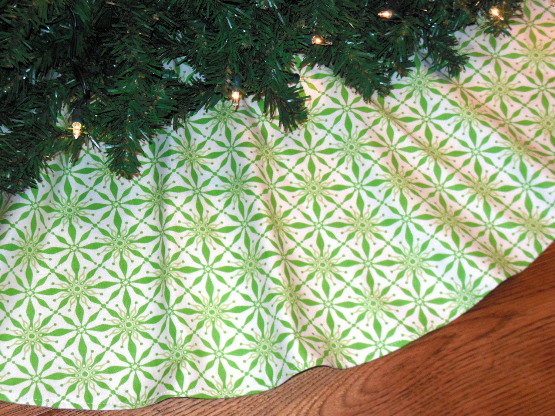 Tree Skirt Green 4