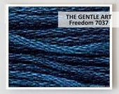 FREEDOM 7037 : Gentle Art GAST hand-dyed embroidery floss cross stitch thread at thecottageneedle.com
