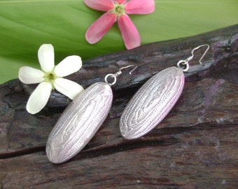 Thailand Silver Earrings - The Geometry Silver (24)