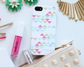 Tiny Triangles Phone Case
