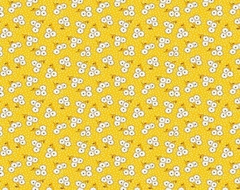 Hope Blossom in Yellow from Riley Blake Designs