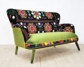 Suzani 2-seater sofa - Spring