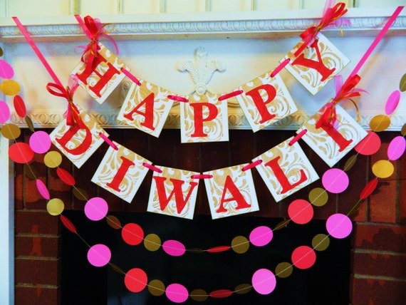 Happy Home Office Ideas: Diwali Decorations , Happy Diwali Banner, Festival Of