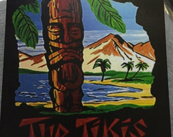 The Tikis Vintage Restaurant  Art