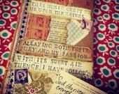 Custom Literary Theme Notebook medium