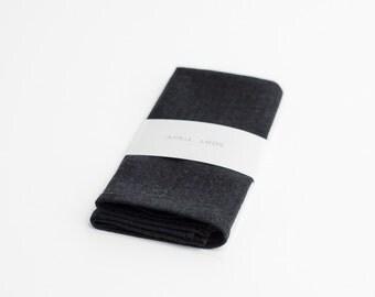 Tartan pocket square, plaid hankie