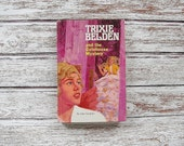 Trixie Belden and The Gatehouse Mystery, Mystery Books, Young Adult Books, Julie Campbell