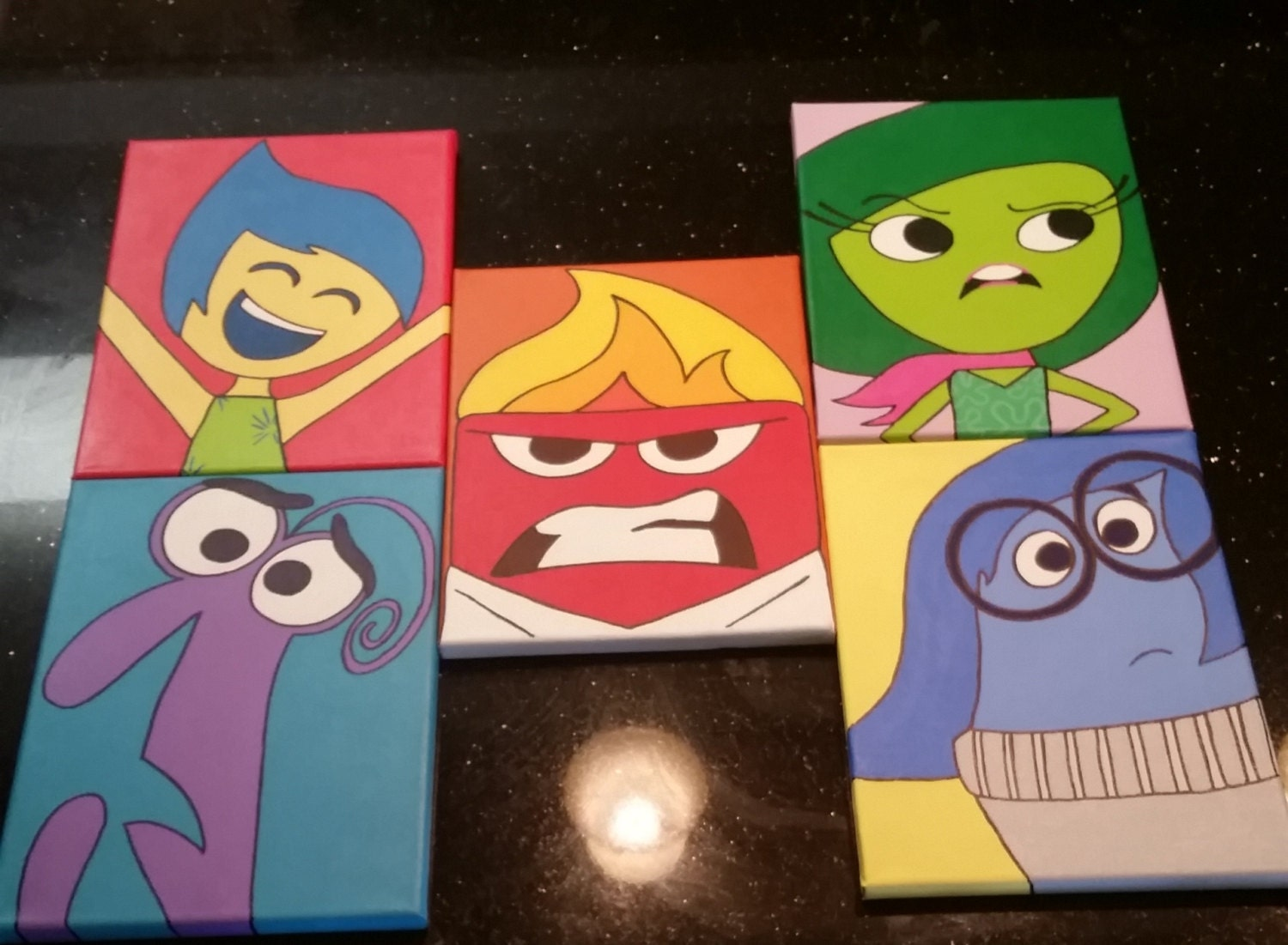 anger from disney pixar 39 s inside out original acrylic