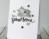 Pawesome Day Card
