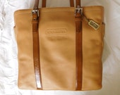 Coach - Vintage Early 1990s Tote (Large Size)