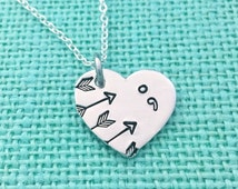 """Semicolon Project """";"""" - hand stamped by Eight9 Designs"""