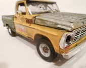 Classicwrecks, Rusted Wreck,Ford Pickup, Scale Model ,Truck
