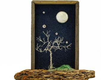 Full Moon Mini Landscape