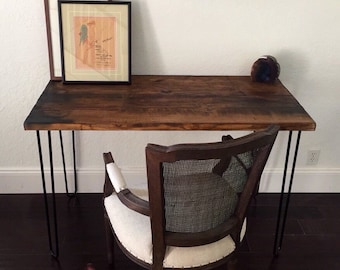 Ready to Ship! SALE! Distressed Wood Desk or Table