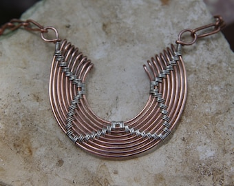 That Thing In The Desert necklace - Simplified Version - MADE TO ORDER