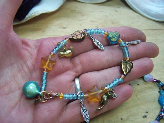Amazoncom  Dog Charm Bracelet  Paw Print Jewelry Dog