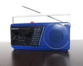 RESERVED Retro Emerson Radio Cassette Player Vintage K3550