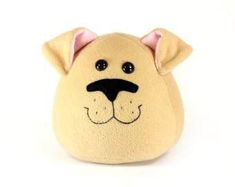 Dog Plush Toy,  Dog Soft Toy, Dog Plushie, Golden Retriever Plushie, Labrador Soft Toy