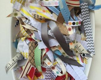 Ribbon Scrap Bag - 3 Ounce Bag!