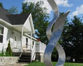 Alex Kovacs - Indoor / Outdoor Metal Art Garden Sculpture Abstract Home Decor - AK32