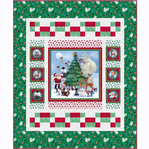 Christmas Rudolph Rudolph And Friends By Quilting