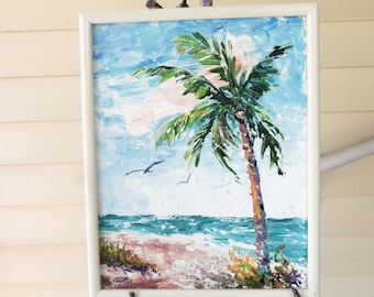 A Florida Palm  Beach