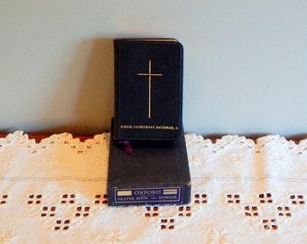Antique Childrens Prayer Book and Hymnal Oxford Press Children's Small Prayer Book 1920's