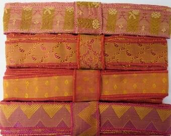 Brocade Sari Ribbon, C66