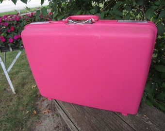 Pink Royal Traveller Luggage, suitcasew