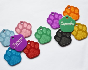 Personalized Pet Tag, Pet ID Tags, Pet Identification Tags, Dog Tags, Dog Tags For Dogs, Cat ID Tags, Dog ID Tags, Pet Gifts, Pet Safety,
