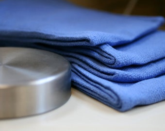 Green Blue Medical Towels, Hospital Towels, Great To Trim And Upcycle. Supplies.