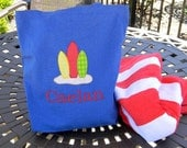 Tote Bag, Personalized. Kids Tote Bag.Canvas Tote Bag. Applique Bag. Monogrammed Bag. Beach Tote Bag. Library Bag.Unique Gift for Kids.