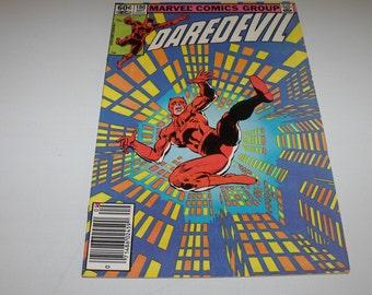 Daredevil No. 186 (1982)