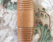 Antique wooden Trinket box - shakers