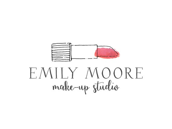 Makeup logo design