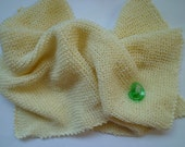 Knit Baby Blanket,Yellow baby blanket,baby boy blanket,baby girl blanket,free shipping