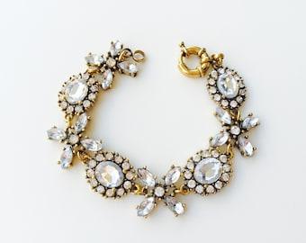 Old Hollywood style Bracelet