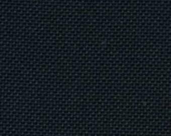 Fat Quarter 16 Count Black Aida Cross Stitch Fabric 50cm x 55cm Zweigart