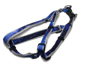 Galaxy Dog Harness - Step In Dog Harness