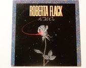 Roberta Flack - I'm the One - R&B Soul - Atlantic Records 1982 - Vintage Vinyl Lp Record Album
