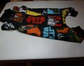 S, M, L Fleece Doggy Pajamas, Star Wars Pajamas, Doggy Onesies, Winter PJs,