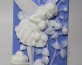 Bluebonnet Scented Strawberry Fairy Goats Milk Soap